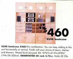 ikea discontinued items list this item was only sold in one catalogue then discontinued but