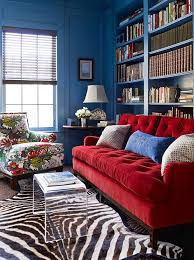 red sofa decor red couch wall color whoopy doopy christmas pinterest wall