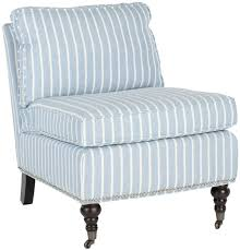 Blue And White Accent Chair Mcr4584g Accent Chairs Furniture By Safavieh