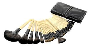 Professional Makeup Tools Fas Mb 03 Br Professional Makeup Brushes 32pcs Beige Price