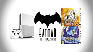 video game news round up pokemon xbox one s and batman