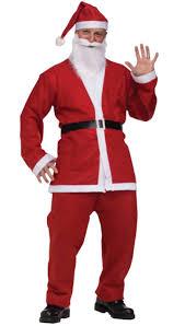santa costume men s pub crawl santa costume costumes