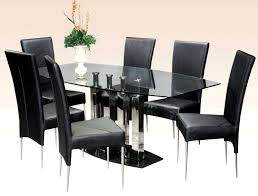 Dining Table Designs In Wood And Glass 4 Seater Adorable 4 Seater Glass Dining Table Ideas Tiva Small Stunning
