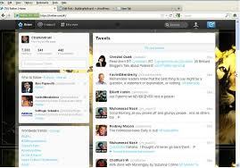 layout of twitter page twitter gets a brand new look buildingmybrand