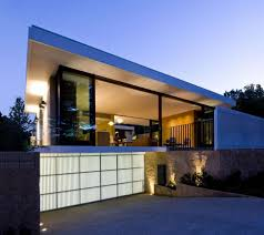 100 exterior home design single story glass front house