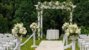 Diy Garden Wedding Ideas Simple Garden Wedding Ideas Webzine Co