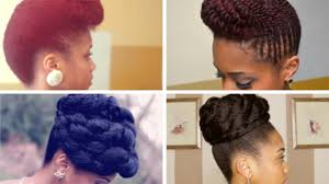 Fancy Updo Hairstyles For Long Hair by Prom Formal Updo Hairstyles On Natural Hair Youtube