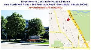 Central polygraph service headquarters in illinois central