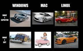 Windows Vs Mac Meme - devrant a fun community for developers to connect over code