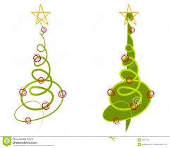 christmas tree clip art borders u2013 happy holidays