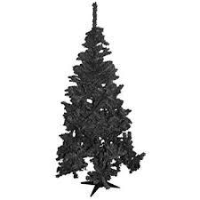 tree new 5ft black arctic fir co uk kitchen home