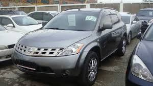 nissan altima 2005 gray 2005 nissan murano pictures 3 5l gasoline automatic for sale