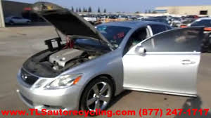 lexus sedan 2007 2007 lexus gs350 parts for sale save up to 60 youtube