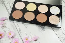 beauty makeup revolution ultra contour palette glossy boutique