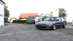 stanced honda honda civic hatchback 1986 stanced by streetnoise on deviantart