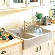 vasque cuisine poser evier en gres beige evier cuisine en gres evier de cuisine a poser