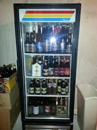 Glass Door Bar Fridge For Sale by Ultimate Beer Fridge Community Beeradvocate