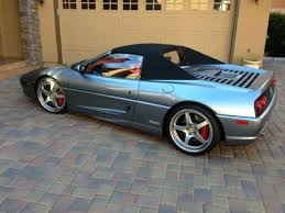 1998 f355 spider for sale sell used 1998 f355 spyder 22k capristo hre rims