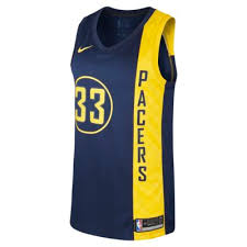 jersey design indiana pacers myles turner city edition swingman jersey indiana pacers men s