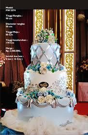wedding cake harga gallery koleksi wedding cake dari pelangi cake jakarta