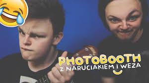 Challenge Z Naruciakiem I Stuu Photobooth Z Naruciakiem I Wezą