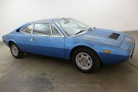 Muscle Cars For Sale In Los Angeles California 1975 Ferrari 208 Gt4 Beverly Hills Car Club