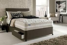 Luxury Super King Size Bed Silentnight London 2000 Pocket Memory Mattress King Amazon Co