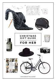 christmas gift guide for her break the loop