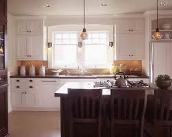 kitchen cabinet hardware mission style white marble subway tile