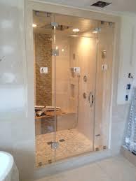 install frameless glass shower door haammss