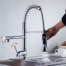 ebay kitchen faucets kitchen faucet pull sprayer ebay