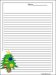 Thanksgiving Writing Paper Christmas Writing Paper 1 00 Deals Pinterest Christmas