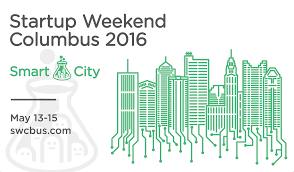startup weekend columbus smart city edition may 13th 2016