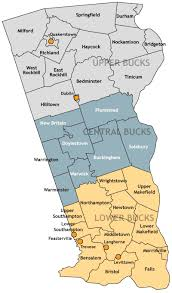 map of bucks county pa towns homes for sale bucks county pa real estate houses in bucks county