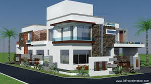 3d front elevation com lahore