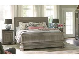 universal furniture reprise sleigh bed king 66