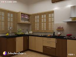 kitchen design by bibin balan