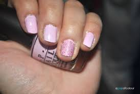 notd mod about you with a hint of teenage dream a pop of colour