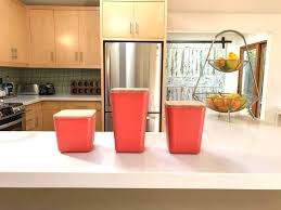 kitchen canisters glass large red canister set glass kitchen storage jars extra magnus