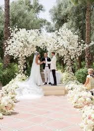 Wedding Ceremony 37 Stylish Wedding Aisle Decoration Ideas Brides