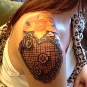 my beautiful new tattoo by studio 59 milton keynes tattoos