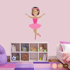 custom wall stickers decals with your own ideas home custom wall stickers nursery kids room ballerina photo decals decal world