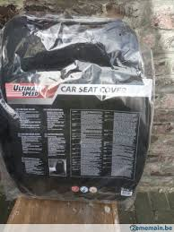 couvre siege confort couvre siege auto confort sous emballage a vendre 2ememain be