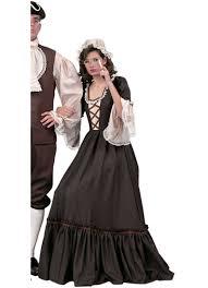 colonial halloween costume abigail adams colonial dress rubies 90213 walmart com