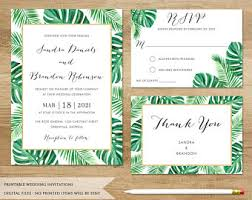 tropical wedding invitations tropical wedding invitations tropical wedding invitations can make