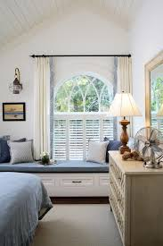 Decorate Bedroom Bay Window Photos Hgtv White Modern Kids Room With Window Seats Images About