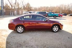 2010 nissan altima red used sedan sale