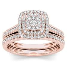halo wedding ring halo wedding rings for less overstock