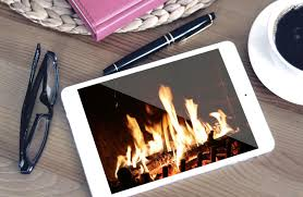 natural fireplace u2013 android apps on google play