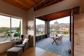modern desert home design highly crafted modern desert cabin idesignarch interior design